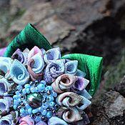 """Украшения ручной работы. Ярмарка Мастеров - ручная работа Резинка для волос """"Ранний цветок"""". Handmade."""