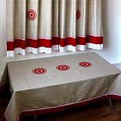 Для дома и интерьера ручной работы. Ярмарка Мастеров - ручная работа скатерть Масленица. Handmade.