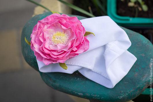 Повязки ручной работы. Ярмарка Мастеров - ручная работа. Купить повязка для девочек. Handmade. Комбинированный, повязка для девочки, повязка с цветком