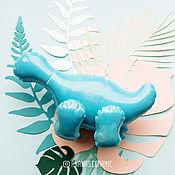 Для дома и интерьера ручной работы. Ярмарка Мастеров - ручная работа Динозавр ДИНО. Handmade.