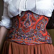 """Одежда ручной работы. Ярмарка Мастеров - ручная работа Корсет """"Татьяна"""". Handmade."""