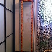 """Для дома и интерьера ручной работы. Ярмарка Мастеров - ручная работа Шкаф витрина """"Африка"""". Handmade."""