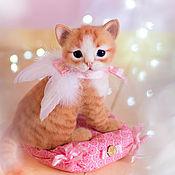 Куклы и игрушки ручной работы. Ярмарка Мастеров - ручная работа Милый ангел. Handmade.