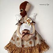 Куклы и игрушки ручной работы. Ярмарка Мастеров - ручная работа Кофеюшка. Handmade.