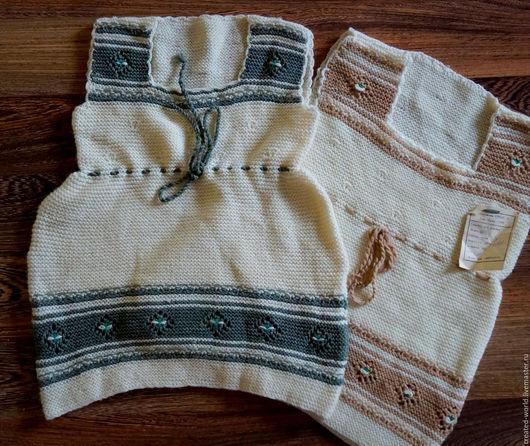 Одежда. Ярмарка Мастеров - ручная работа. Купить Сарафан детский. Румыния.. Handmade. Белый, сарафан детский