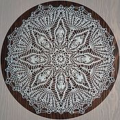 Для дома и интерьера handmade. Livemaster - original item Doily crochet