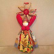 Куклы и игрушки ручной работы. Ярмарка Мастеров - ручная работа Масленица Домашняя. Handmade.