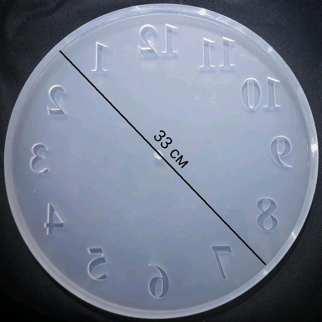 "Молд ""Большие часы"", диаметр 330 мм, Молды, Волгоград,  Фото №1"