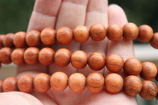 Для украшений ручной работы. Ярмарка Мастеров - ручная работа. Купить Байонг деревянные бусины  5,  8, 10, 12, 15 мм, 20  мм. Handmade.