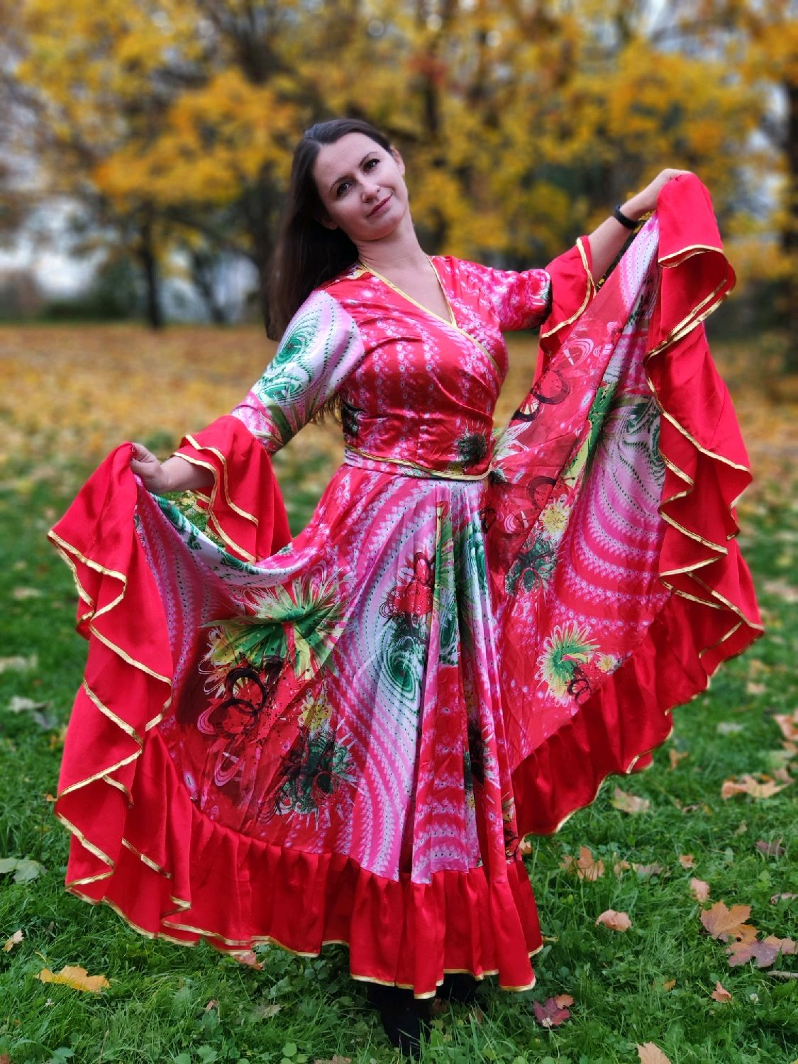 Gypsy costume ' Pink', Suits, Moscow,  Фото №1