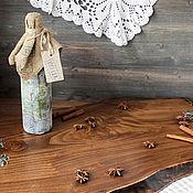 Для дома и интерьера handmade. Livemaster - original item Tray solid(slab) elm