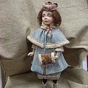 """Куклы и игрушки ручной работы. Ярмарка Мастеров - ручная работа Авторская кукла """" Ася"""". Handmade."""