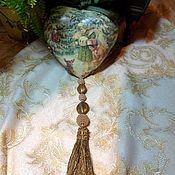"""Подарки к праздникам ручной работы. Ярмарка Мастеров - ручная работа Большое сердце""""Сказочный лес"""". Handmade."""