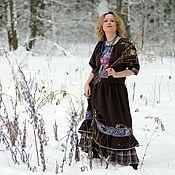 Одежда ручной работы. Ярмарка Мастеров - ручная работа Платье Виолетта. Handmade.