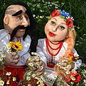 Куклы и игрушки ручной работы. Ярмарка Мастеров - ручная работа Кохання. Handmade.