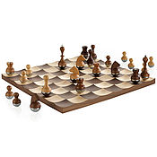 Сувениры и подарки handmade. Livemaster - original item Chess original as a gift. Handmade.
