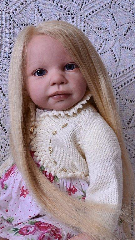 Куклы-младенцы и reborn ручной работы. Ярмарка Мастеров - ручная работа. Купить реборн Андрес.. Handmade. Реборн, винил