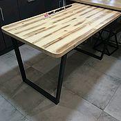 Столы ручной работы. Ярмарка Мастеров - ручная работа Стол в стиле loft  #jack. Handmade.