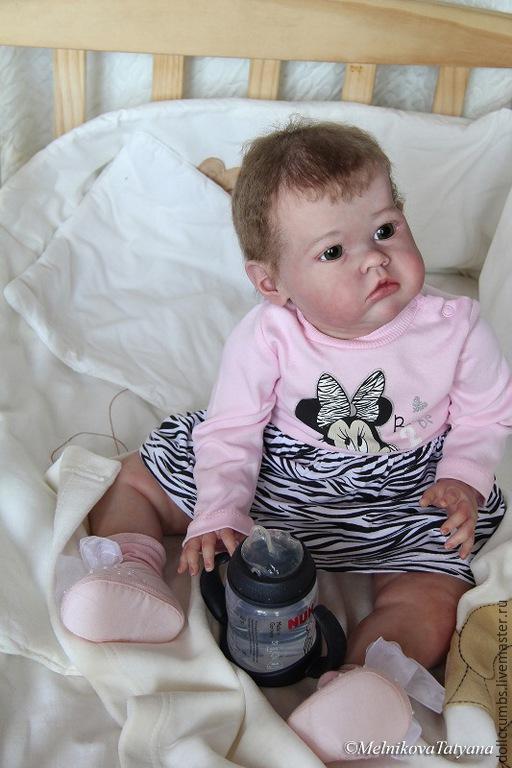 Куклы-младенцы и reborn ручной работы. Ярмарка Мастеров - ручная работа. Купить Младенец Reborn Baby Doll Sharlamae. Handmade.
