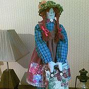 Куклы и игрушки ручной работы. Ярмарка Мастеров - ручная работа Интерьерная кукла Мисс Элис Кантри. Handmade.