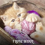 I LOVE WOOL - Ярмарка Мастеров - ручная работа, handmade