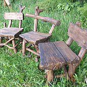 Для дома и интерьера ручной работы. Ярмарка Мастеров - ручная работа мебель из леса. Handmade.