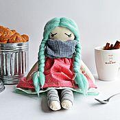 Куклы и игрушки ручной работы. Ярмарка Мастеров - ручная работа Куколка Мотя. Handmade.