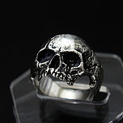 Украшения ручной работы. Ярмарка Мастеров - ручная работа кольцо серебряное. Handmade.