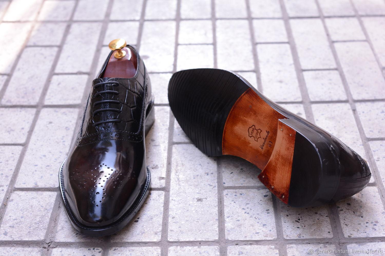 da91bf7724d8 ручной работы. Ярмарка Мастеров - ручная работа. Купить Обувь ручной работы  на заказ. ...