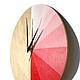 Часы для дома ручной работы. Заказать Часы настенные Эсла. Часы ручной работы.. Ansem-store. Ярмарка Мастеров. Декор