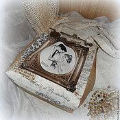 """Сумки и аксессуары ручной работы. Ярмарка Мастеров - ручная работа дамская  сумочка   """" Торжество"""" в ретро стиле. Handmade."""