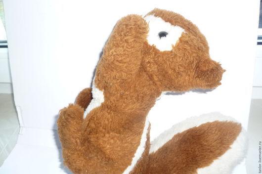 Винтажные куклы и игрушки. Ярмарка Мастеров - ручная работа. Купить Белочка, 60-е годы.. Handmade. Белка, игрушка для детей