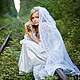 Для невест, романтичных и очень нежных. Маленький букетик лесной земляники.