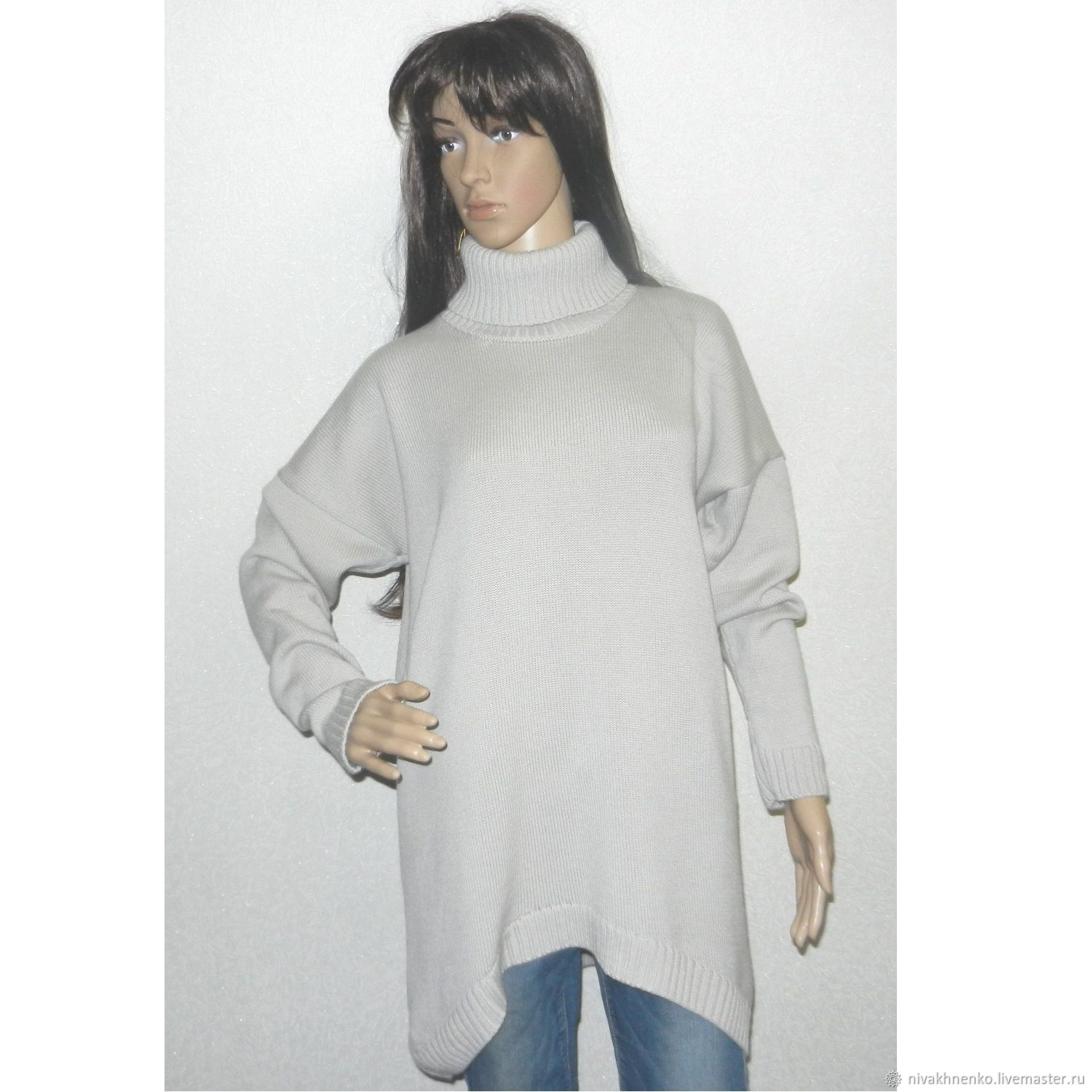 Sweater knitted oversized, Sweaters, Moscow,  Фото №1