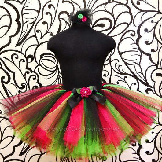 Одежда для девочек, ручной работы. Ярмарка Мастеров - ручная работа. Купить Пышная юбка +шляпка. Handmade. Пышная юбка