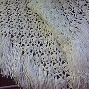 Аксессуары handmade. Livemaster - original item beautiful knitted shawl
