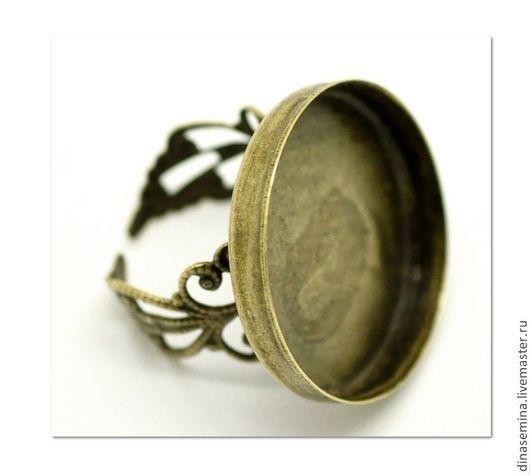 №1 перстень винтаж камео кругл д25мм- 32руб.