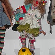 Куклы и игрушки ручной работы. Ярмарка Мастеров - ручная работа Ляля.. Handmade.