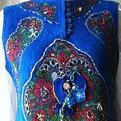 """Одежда ручной работы. Ярмарка Мастеров - ручная работа Туника """"Абстракт"""". Handmade."""