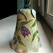 Сувениры и подарки handmade. Livemaster - original item Bouquet of bells. Handmade.