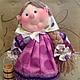 Оберег `Хозяюшка` Оберегает домашний очаг, создает мир и гармонию  дома Кукла продана, возможна на заказ