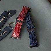 Украшения handmade. Livemaster - original item Watchband for the Apple Watch. Handmade.