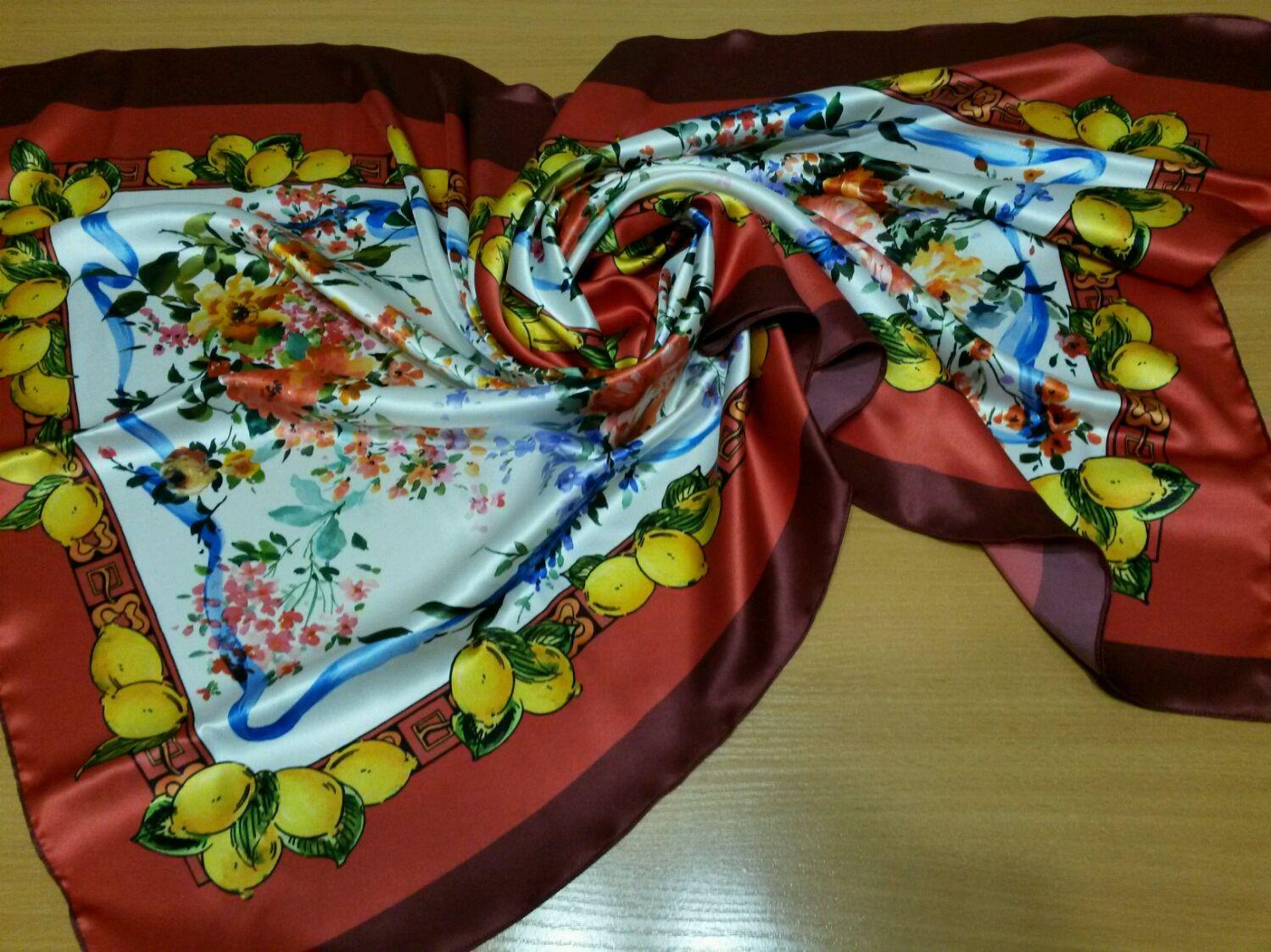 Готовый большой палантин Dolce Gabbana, Палантины, Москва,  Фото №1