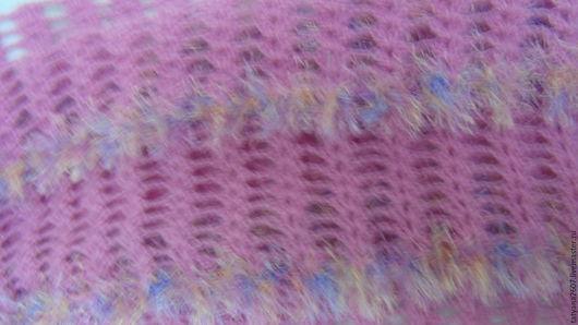 Шарфы и шарфики ручной работы. Ярмарка Мастеров - ручная работа. Купить снуд  Розовое настроение. Handmade. Розовый, снуд женский