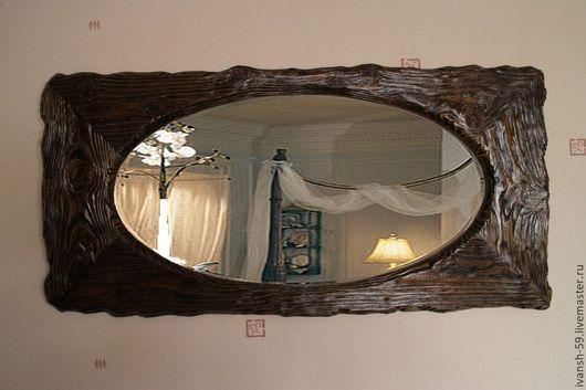 Зеркала ручной работы. Ярмарка Мастеров - ручная работа. Купить Рамка №12 для зеркала, картины, фото. Handmade. Зеркало