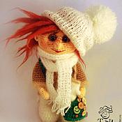 Куклы и игрушки handmade. Livemaster - original item Doll Sanka. Handmade.