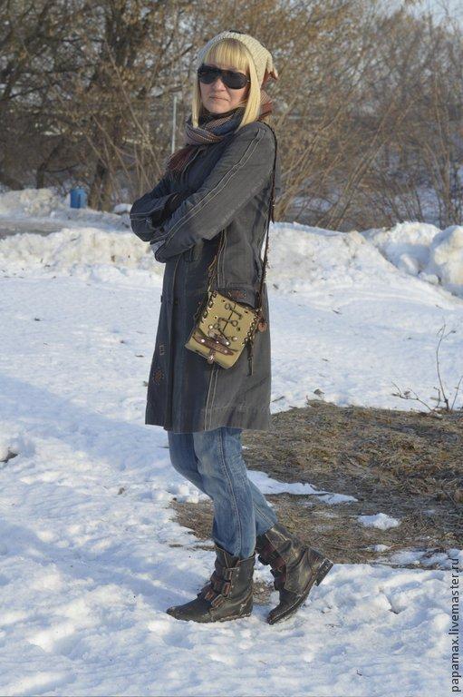 Женские сумки ручной работы. Ярмарка Мастеров - ручная работа. Купить Сумка с ключиками. Винтаж. Handmade. Винтаж, женская сумка