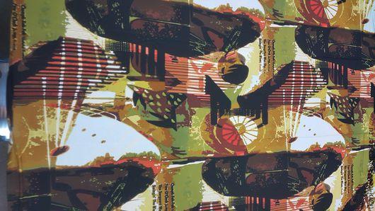 Шитье ручной работы. Ярмарка Мастеров - ручная работа. Купить Трикотаж арт.32. Handmade. Разноцветный, вискоза, вискозный трикотаж