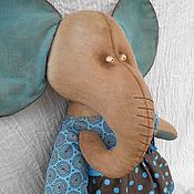 Куклы и игрушки ручной работы. Ярмарка Мастеров - ручная работа Моя бирюза в шоколаде. Handmade.