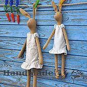 Куклы и игрушки ручной работы. Ярмарка Мастеров - ручная работа Мама и дочка. Handmade.